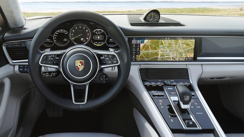 5 coches para ser el rey de tu barrio - Porsche Panamera Sport Turismo Turbo S E-Hybrid