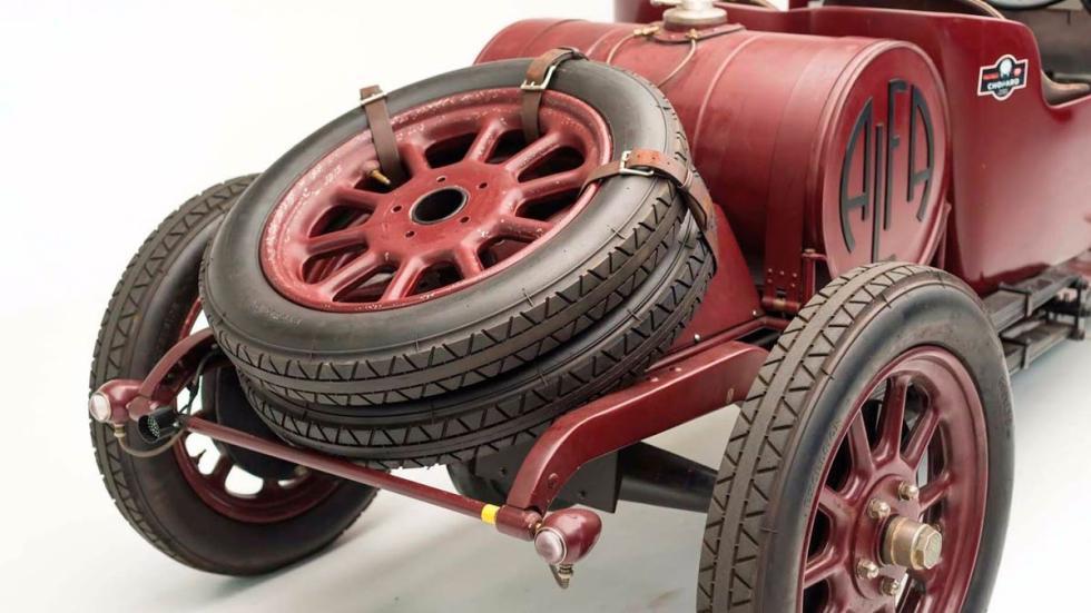 Alfa Romeo G1 deportivo clásico primer subasta