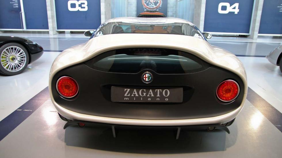 Alfa Romeo TZ3 Stradale roadtrip Italia