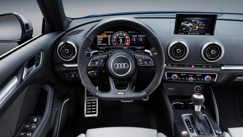 Audi RS3 Sportback (III)