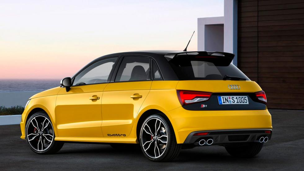 Audi S1 Sportback (II)