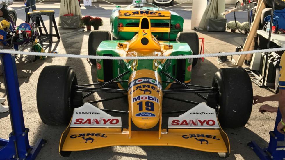 Benetton B192D