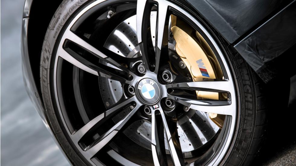 BMW M4 M Competition (rueda)