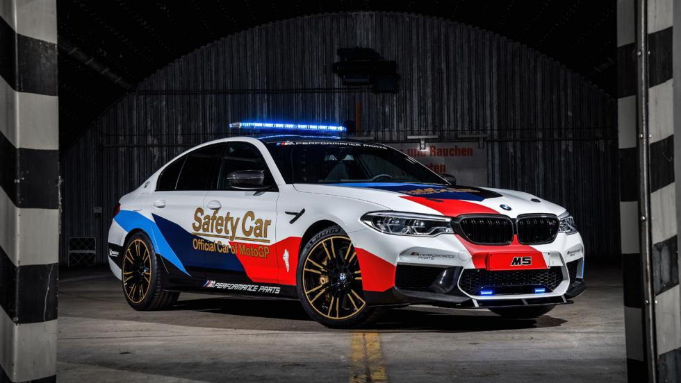 BMW M5 Safety Car de MotoGP (IV)