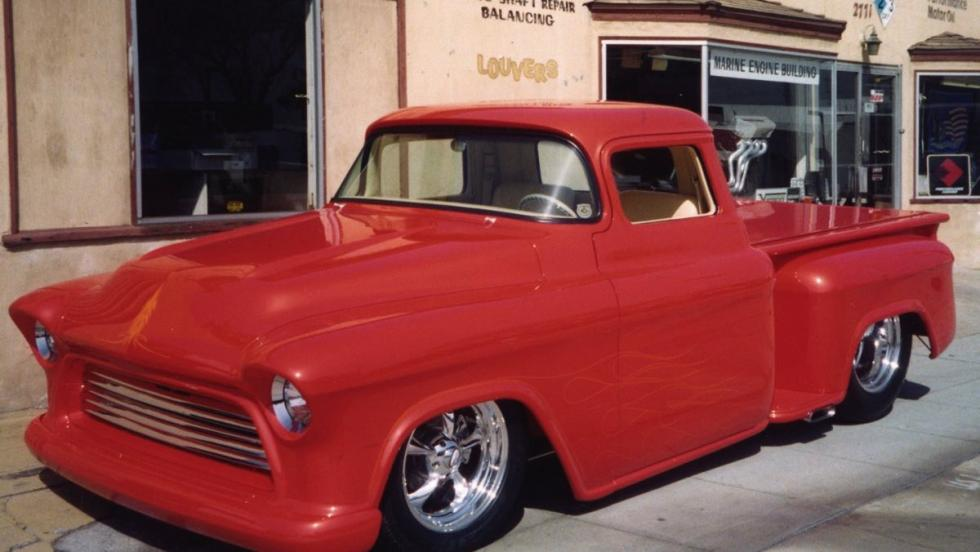 Chevrolet 3100 Custom 1955: 132.000 dólares