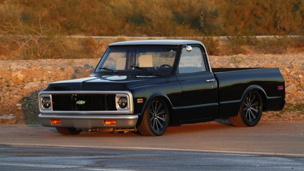 Chevrolet C-10 Custom Pickup 1971: 110.000 dólares