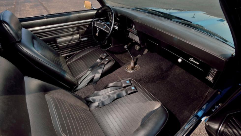 Chevrolet Camaro ZL1 (IX)