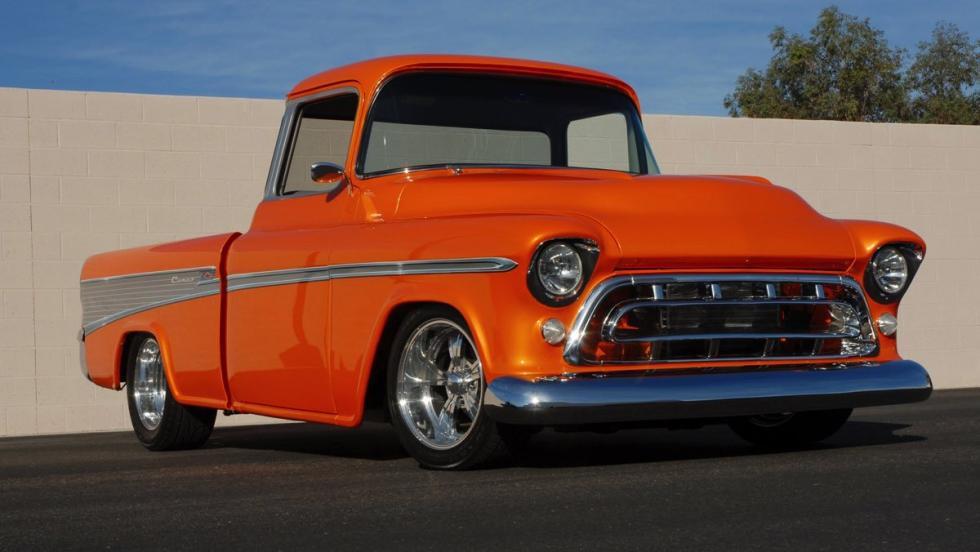 Chevrolet Cameo Pickup 1957: 159.500 dólares