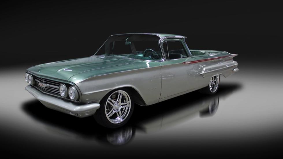 Chevrolet El Camino 1960: 126.500 dólares