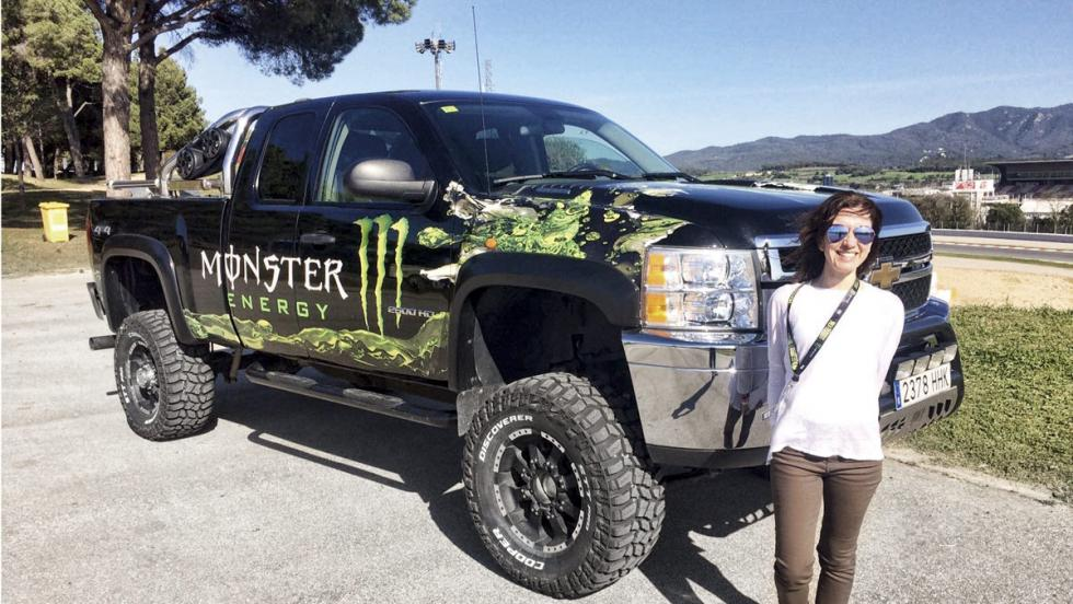 Chevrolet Silverado Monster (2)