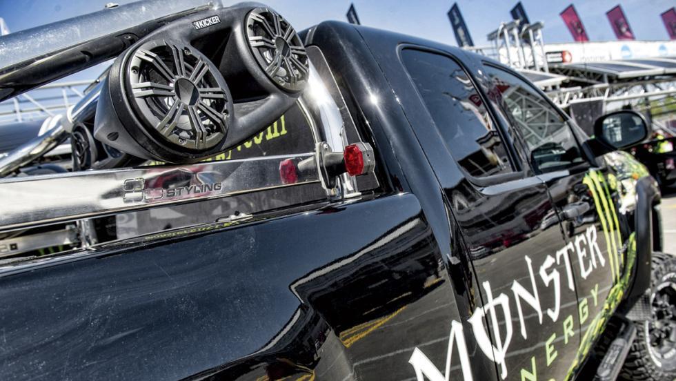 Chevrolet Silverado Monster (altavoces)