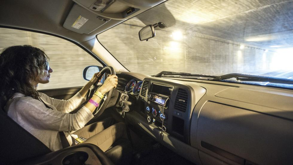 Chevrolet Silverado Monster (cabina)