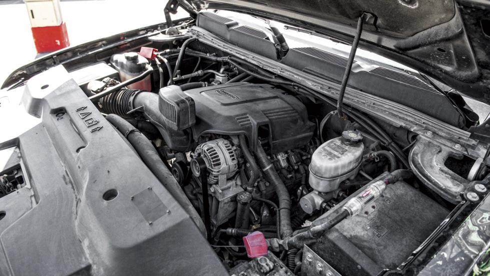 Chevrolet Silverado Monster (motor)