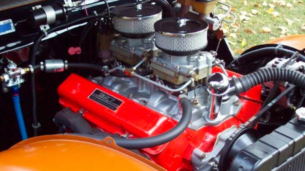 Citroën 2CV con motor V8 compacto utilitario preparaciones