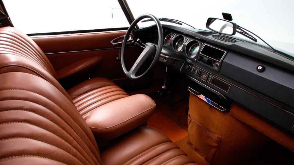 Citroën DS23 Pallas lujo berlina viejas glorias