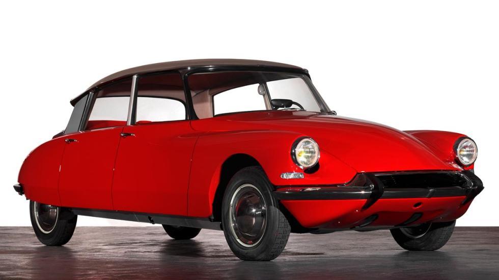 Citroën ID19 sedan clásico viejas glorias