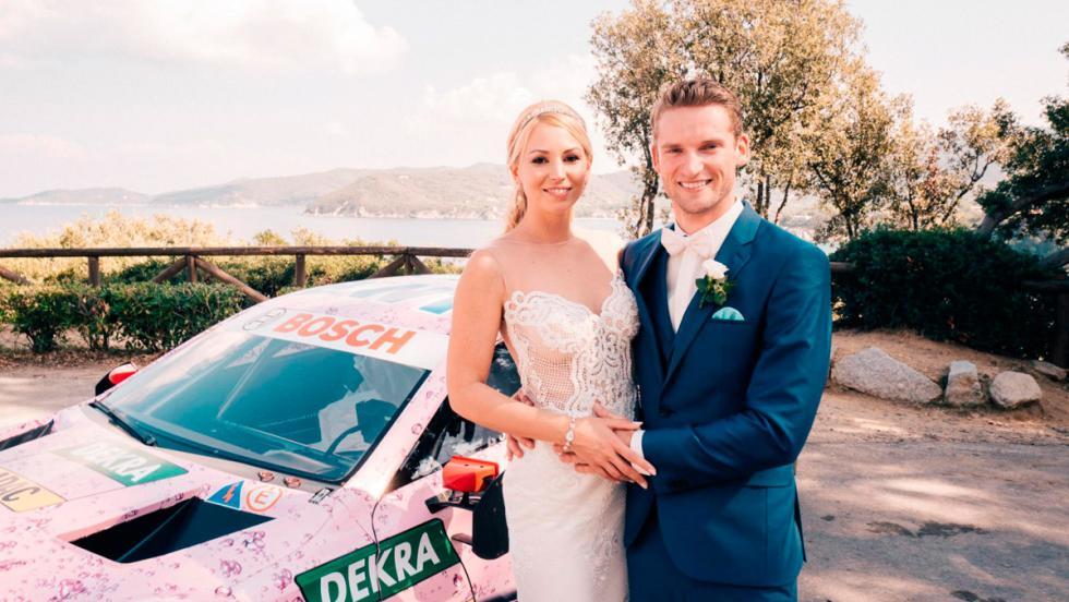 Coches de boda: Mercedes AMG DTM (II)