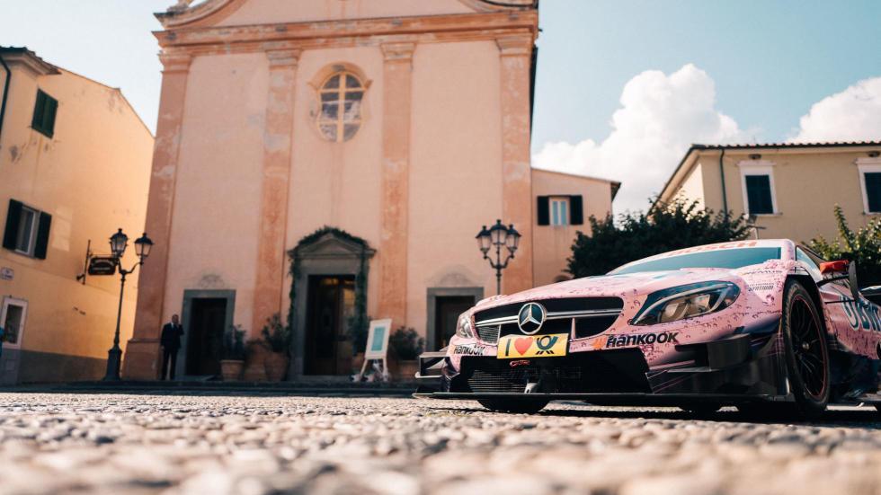 Coches de boda: Mercedes AMG DTM (IV)