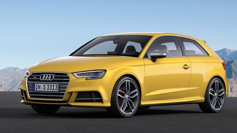 Los coches más baratos con más de 300 CV: Audi S3