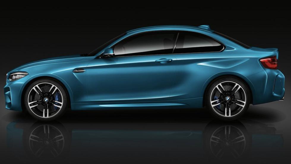 Los coches más baratos con más de 300 CV: BMW M2