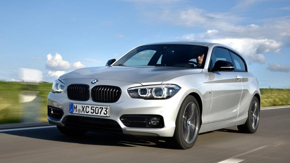 Los coches más baratos con más de 300 CV: BMW Serie 1 M