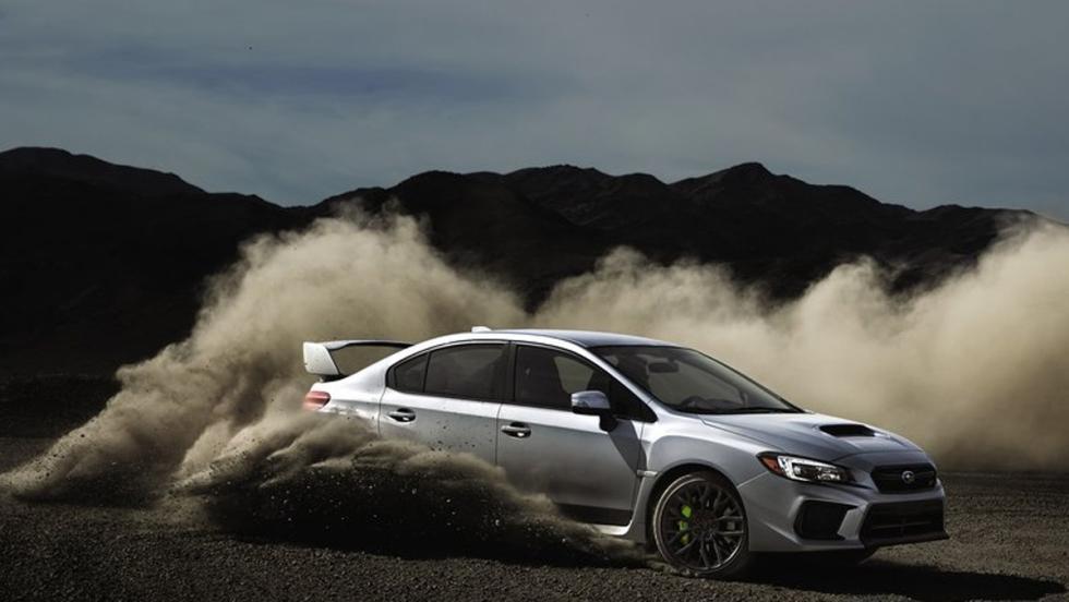 Los coches más baratos con más de 300 CV: Subaru WRX STI