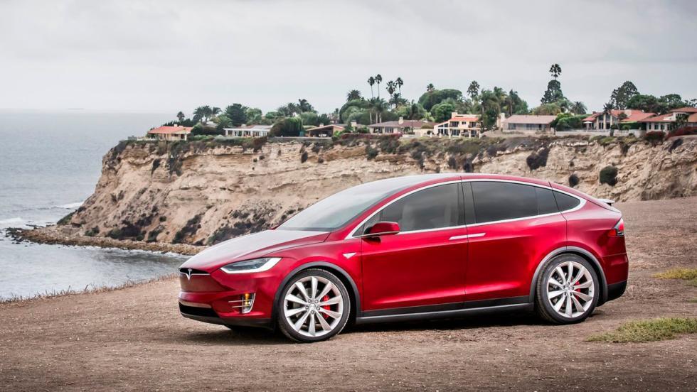 Coches menos fiables: Tesla Model X (I)