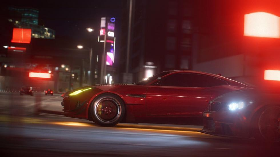Los coches de 'Need for Speed Payback'