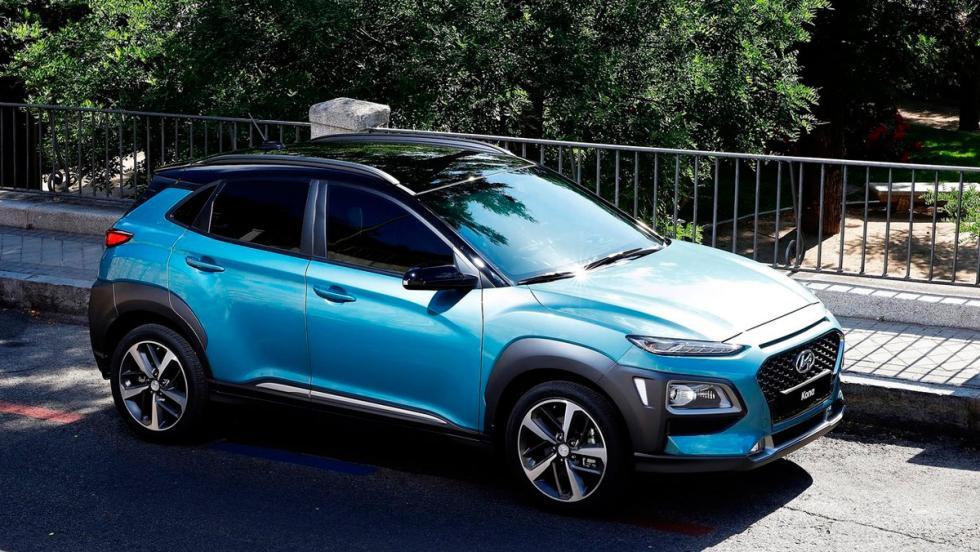 Comprar coche familiar: Hyundai Kona (I)