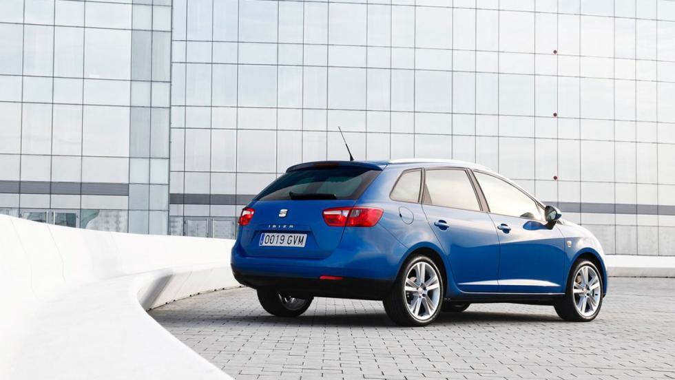 Comprar coche familiar: Seat Ibiza ST (I)