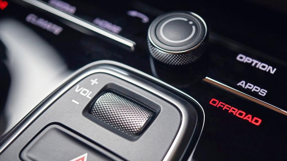 Creamos el SUV perfecto - Comportamiento: Porsche Cayenne