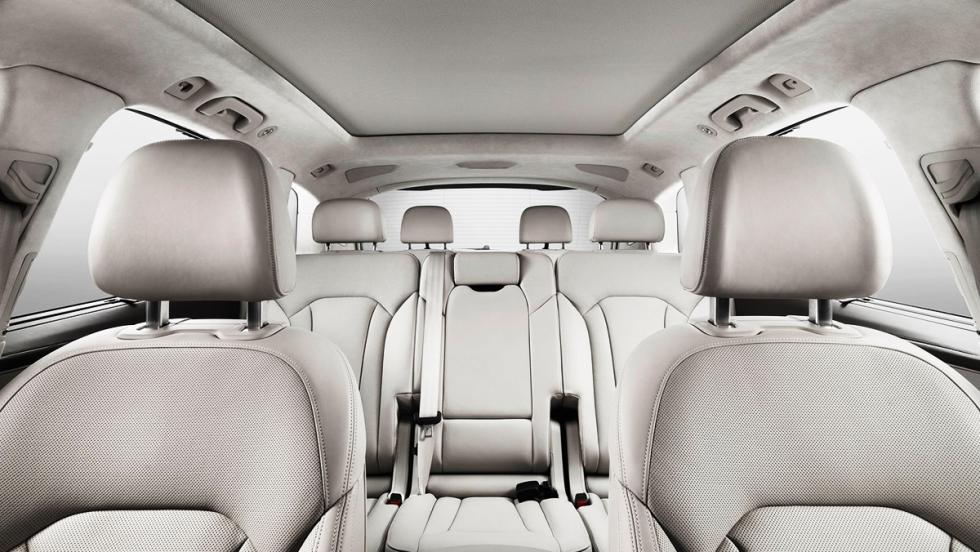 Creamos el SUV perfecto - Diseño interior: Audi Q7