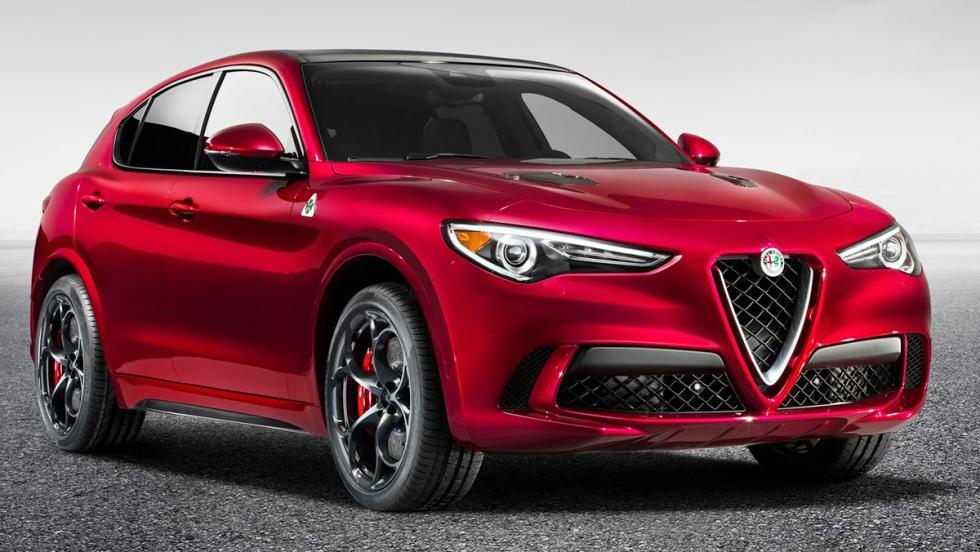 Creamos el SUV perfecto - Motor: Alfa Romeo Stelvio QV