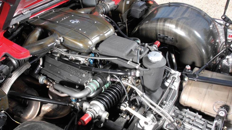 Deportivos de calle con motor de competición: Ferrari F50 F1