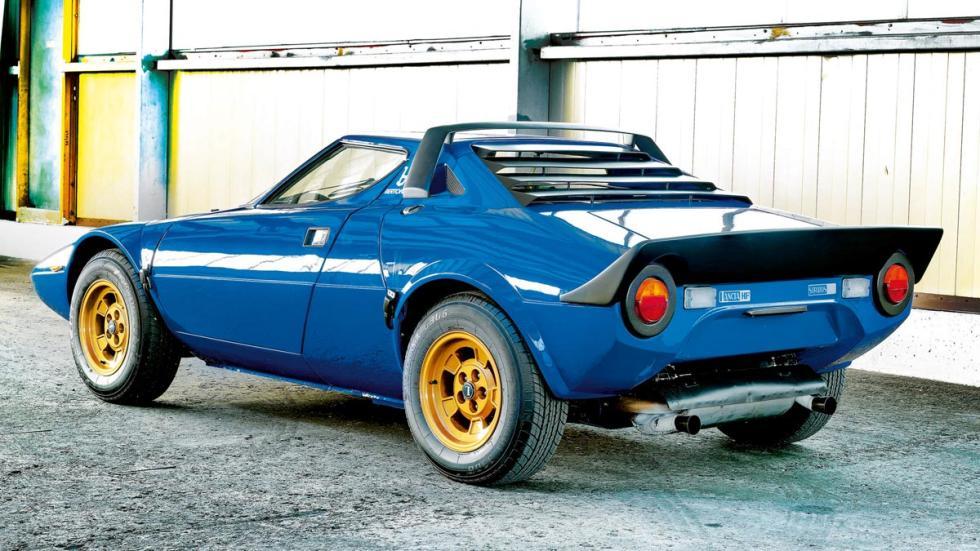 Deportivos de calle con motor de competición: Lancia Stratos