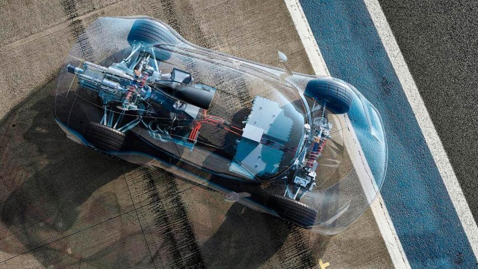 Deportivos de calle con motor de competición: Mercedes AMG Project One
