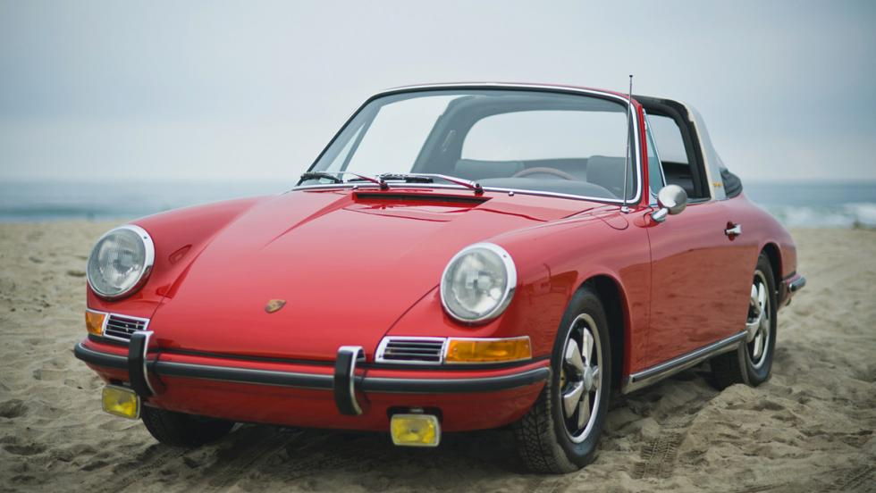 Descapotables clásicos: Porsche 911 Targa (I)