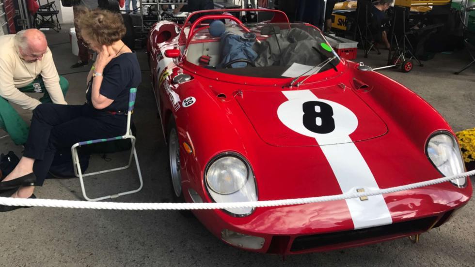 Ferrari 365P Spider