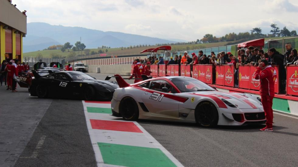 Finales Mundiales Ferrari