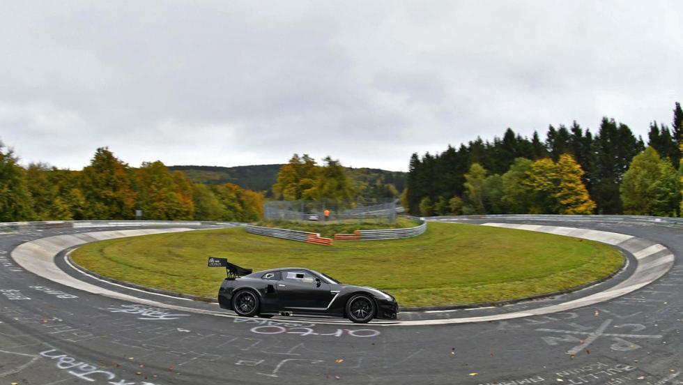 El GT-R de 1.115 CV que quiere dominar Nürburgring
