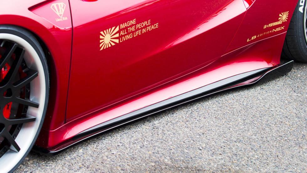 El Honda NSX de Liberty Walk