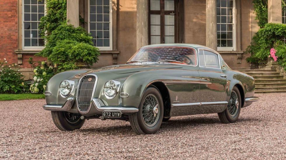 Jaguar más desconocidos pininfarina lujo diseño one-off