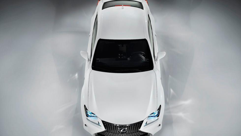 Lexus RC 300h F-Sport (VI)