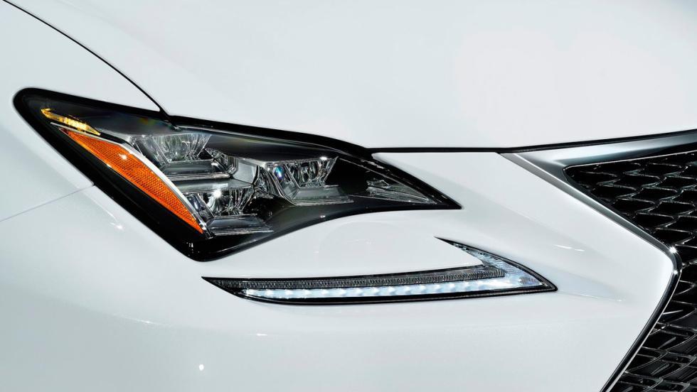 Lexus RC 300h F-Sport (VIII)