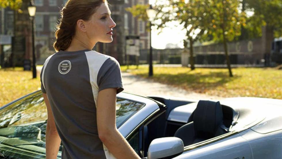 Marca de ropa Aston Martin