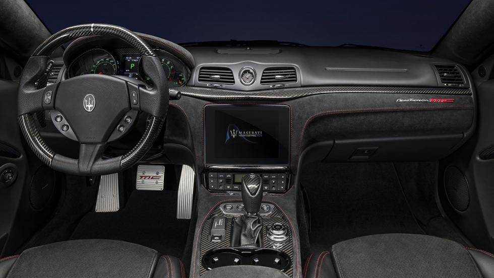 Maserati GranTurismo y GranCabrio