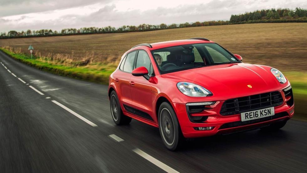 Mejor gasolina que diésel: Porsche Macan SUV deportivo lujo