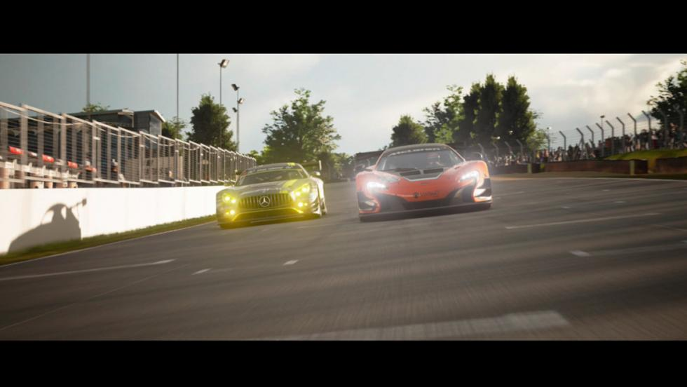 Mercedes AMG en Gran Turismo Sport (VI)