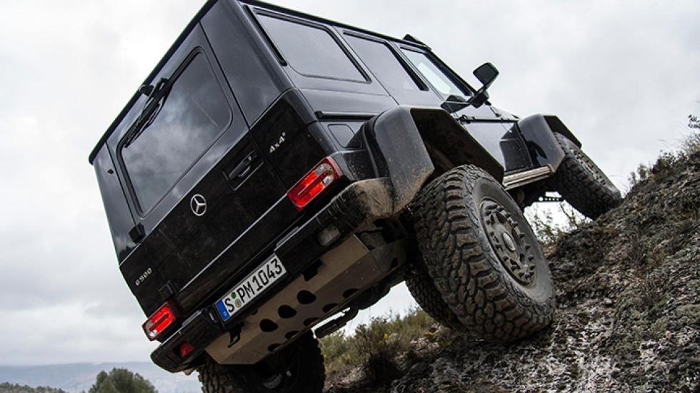 Mercedes G500 4x42 (IV)