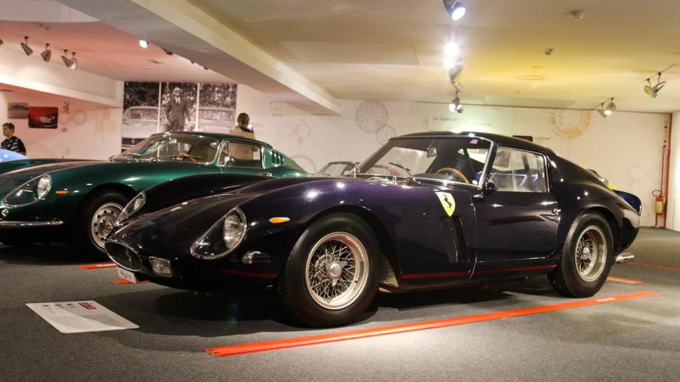 Museo Ferrari en Maranello: 250 GTO deportivo